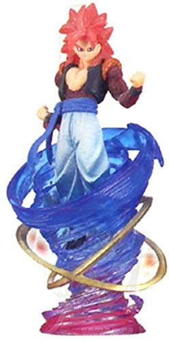 Dragonball Z Gt Ultimate Spark Trading Figure: Gogeta SS4