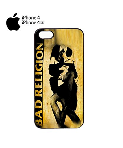 Bad Religion Kissing Nuns Sexy Mobile Cell Phone Case Cover iPhone 5c Black Noir