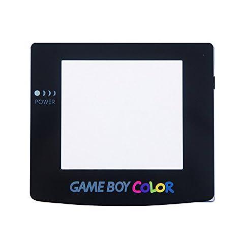 eJiasu Schirm-Schutz-Objektiv-Fall-Abdeckung freier Ersatz für Nintendo Gameboy Color System GBC (1pc)