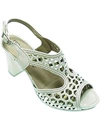 b20a6c433bcc8 Amazon.es  zapatos pitillos mujer - Sandalias y chanclas   Zapatos ...
