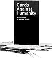 Cards Against Humanity 2.0- a party game for horrible people 550 cards (460 White cards and 90 Black cards)