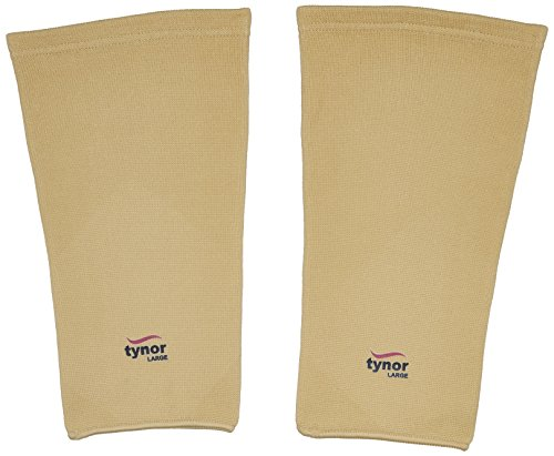 Tynor Stretchable Knee Cap for Pain Relief - Large (Pair)