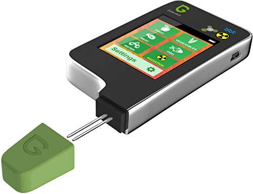 Greentest Eco 5 Black - Misuratore Combinato di nitrati, Sale, Radiazioni