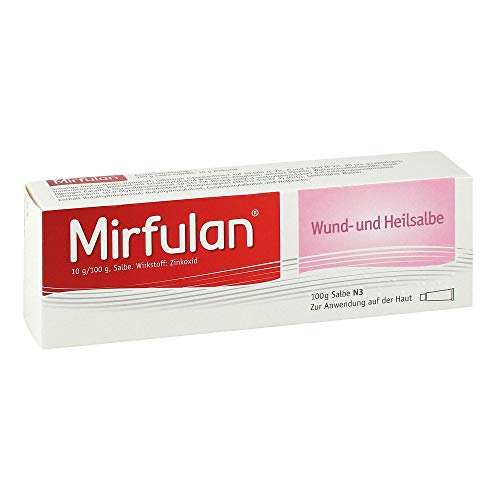 Mirfulan Wund- und Heilsalbe, 100 g Salbe