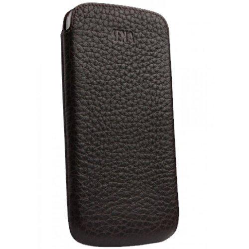 Sena Cases UltraSlim Pouch Ledertasche Braun für Samsung Galaxy S3 i9300