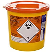 Daniels Sharpsguard® Sharps Bins Containers For The Disposal Of Sharps Like Needles, Syringes And More
