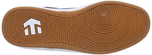 Etnies Lo-Cut, Chaussures de Skateboard Homme Gris (grey/black)