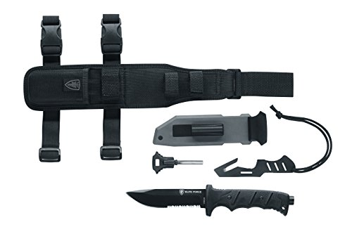 Elite Force Outdoormesser 703 KIT, 5.0909