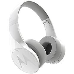 Motorola Pulse Escape Headphones (White)