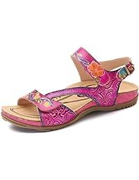 522532d5bb6 Amazon.fr   Gracosy - Sandales   Chaussures femme   Chaussures et Sacs
