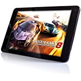 """10.1"""" Fusion5 104 GPS Android Tablet PC - 32GB Storage - Android 5.1 Lollipop - Bluetooth 4.0 - FM - 1280*800 IPS Screen - 5000mAh - 2MP front and rear camera - Supports OTA Updates"""