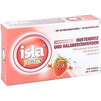 Isla junior Halspastillen, 20 St. preisvergleich bei billige-tabletten.eu