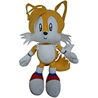 Sonic The Hedgehog colas de peluche