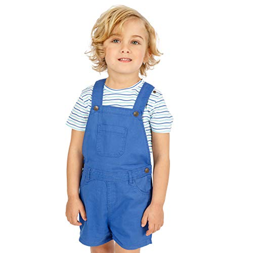 Top Top legador Petos, Azul 720, 80 (Tamaño del Fabricante:12-18) para Bebés