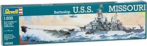 Revell - 5092 - Maquette de Bateau - USS Missouri