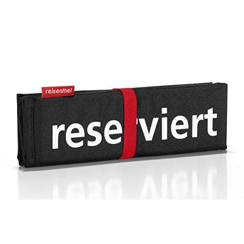 Reisenthel Seatpad, Sitzkissen, Stuhlkissen, Kissen, Schwarz, SM7003