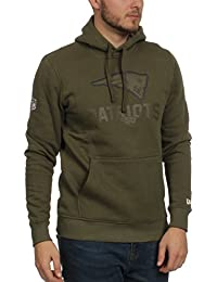 New Era NFL Camo Herren Sweater NEW ENGLAND PATRIOTS Khaki