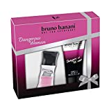 Bruno Banani Duftset Dangerous Woman Eau de Toilette 20ml + Showergel 50ml, 1er Pack (1 x 70 ml)