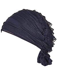 Lannister Fashion Gorra De Turbante Para Warme Mujer Cabello Del Pérdida  Cáncer Chemo Conjunto De Sombreros f0c223b2edc