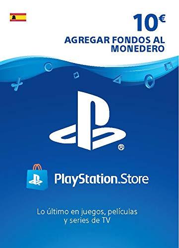 TARJETA PSN CARD 10€ | Código descarga PSN - Cuenta