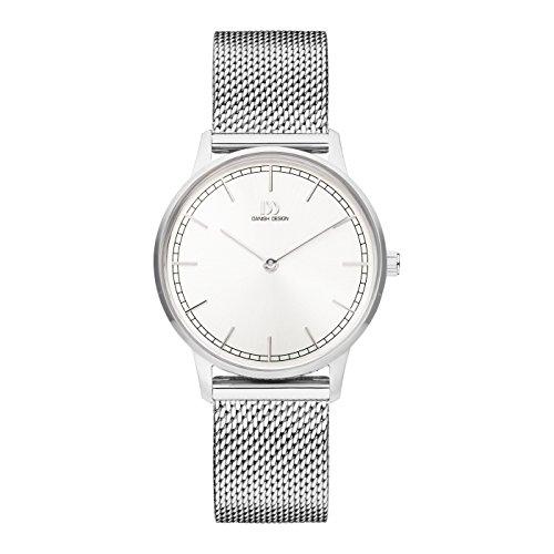 Danish Design Reloj Analógico para Mujer de Cuarzo con Correa en Acero Inoxidable IV62Q1249