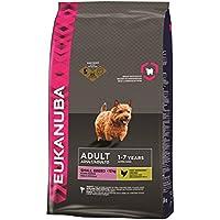 Eukanuba Premium Hundefutter für kleine Hunde, Trockenfutter mit Huhn (1 x 3 kg)