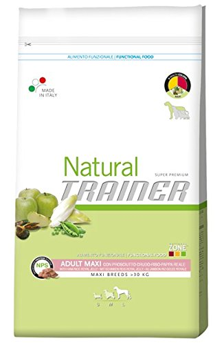Natural Trainer Maxi Pros./Riso/P. Reale kg. 12.5