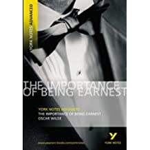 YNA Importance of Being Earnest (York Notes Advanced) by Oscar Wilde (2005-05-31)
