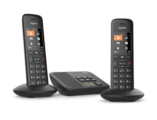Gigaset C570A Duo - Teléfono Teléfono DECT