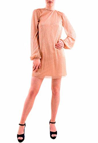 Keepsake Donna Fading Out Mini Vestito Bronzo Lurex