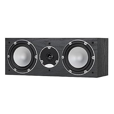 Tannoy Mercury 7C diffusore canale centrale - Black Oak in offerta - Polaris Audio Hi Fi