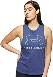 Under Armour Women's Sportstyle Graphic Muscle Tank S