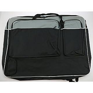 Artists Field Carry Bag: Black/Grey