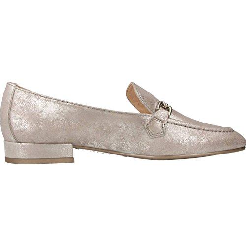 HISPANITAS Mocassini donna, colore Argento, marca, modello Mocassini Donna HV75353 Argento Argento