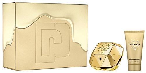 Paco Rabanne Paco rabanne lady million femmewoman set eau de parfum 50 ml bodylotion 75 ml