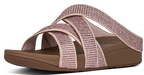 fitflop-slinky-rokkit-criss-cross-slid-sandalias-con-plataforma-para-mujer-rosa-nude-40-eu