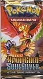 Pokemon 25520 - Heartgold und Soulsilver 01 Booster deutsch