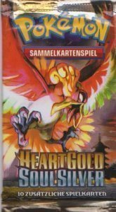 Pokemon HeartGold & SoulSilver Booster german