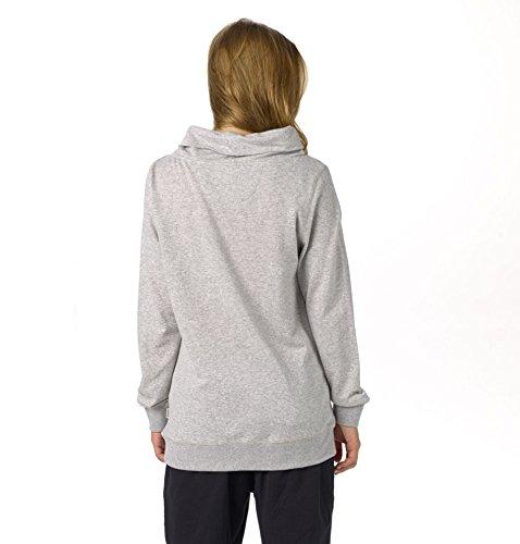 Burton Damen Pullover Sterns Mknck Gray Heather