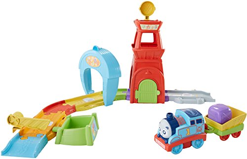 Thomas & Friends FKC81 My First Railway Pals Rescue Tower Toy