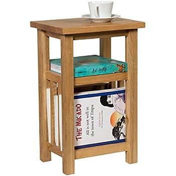 Waverly oak magazine side table in light oak finish solid wooden waverly oak magazine side table in light oak finish solid wooden coffee lamp aloadofball Images