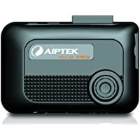Aiptek Car Camcorder X1 (Full HD, 5 Megapixel, 5,3 cm (2,4 Zoll) Display, Notfall-Aufnahme Funktion) schwarz