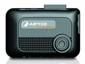 Aiptek Car Camcorder X1 (Full HD, 5 Megapixel, 5,3 cm (2,4 Zoll) Display, Notfall-Aufnahme Funktion) schwarz