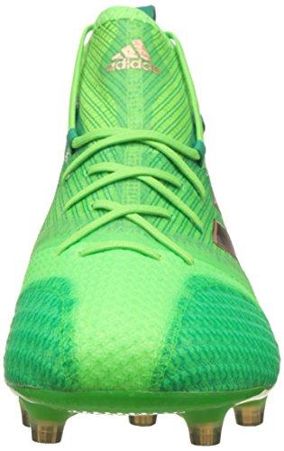 cheap for discount 5bb99 e37f7 Adidas Ace 17.1 Primemesh Fg- Men's Football Boots, Green ...