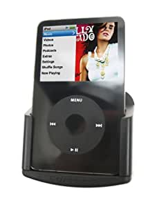 Carcomm Active cpih-06passives Holder Black–Holders (MP3Player, passives Holder, Black, Apple iPod Nano 3G/Touch/Classic 80/160GB)