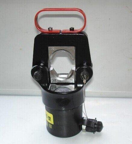 Gowe hydraulique Tête de Compression de sertissage hydraulique tête de sertissage hydraulique Outil à sertir de Type Split gamme 16–400mm2 Outil à sertir