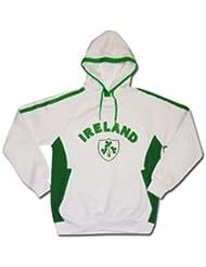 Irland teppichDurch & Fußball Fans kapuzen sweatshirt