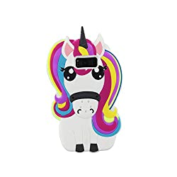 Ehenz® Tm Case Design Unicorn 3d, Case For Ipad 2,3,4; Iphone 7.7 +, 6.6 +, 5...