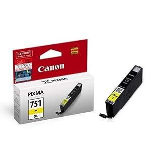 Canon CLI-751XL Ink Cartridge (Yellow)