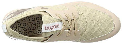Bugatti J94016n6, Low Sneakers De Mujer Rosa (rosé 350)